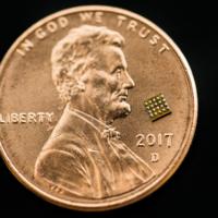 Microsoft Research интегрировала ИИ в процессор размером с хлебную крошку