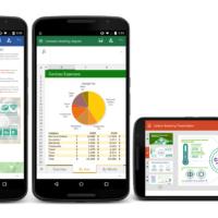 Вышли сентябрьские обновления Office Slow Ring для Android
