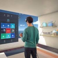 Mixed Reality Portal в Windows 10