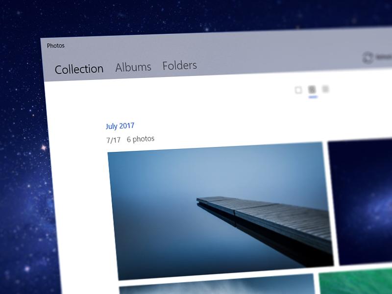 Photos Windows 10