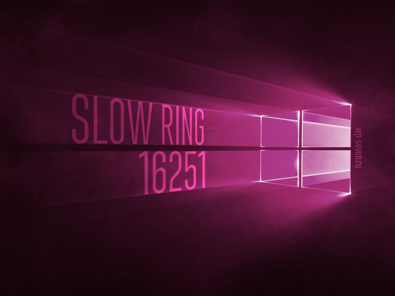 16251 Slow Ring