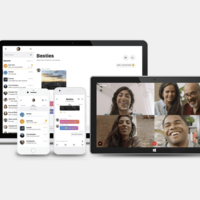 В Skype появилась интеграция с OneDrive