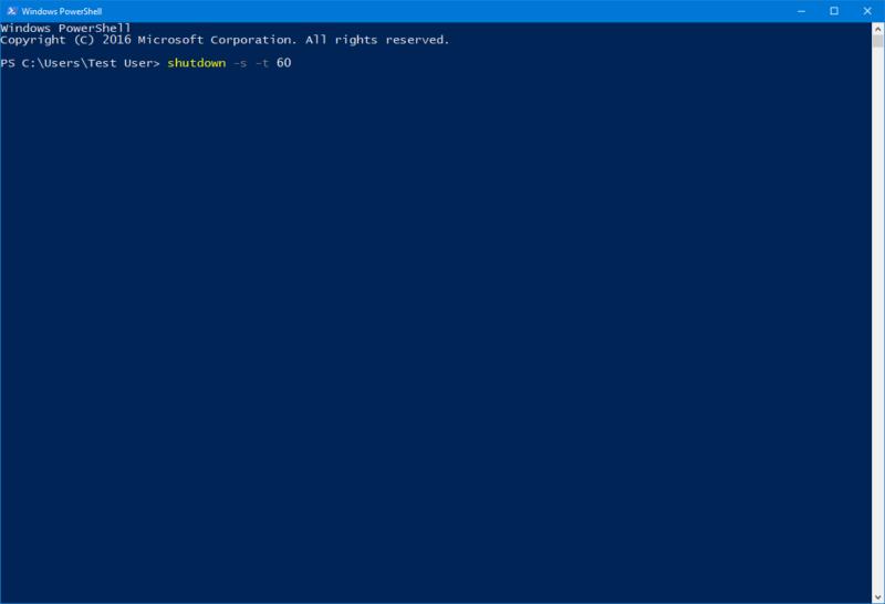 Windows 10 Schedule Shutdown (15)