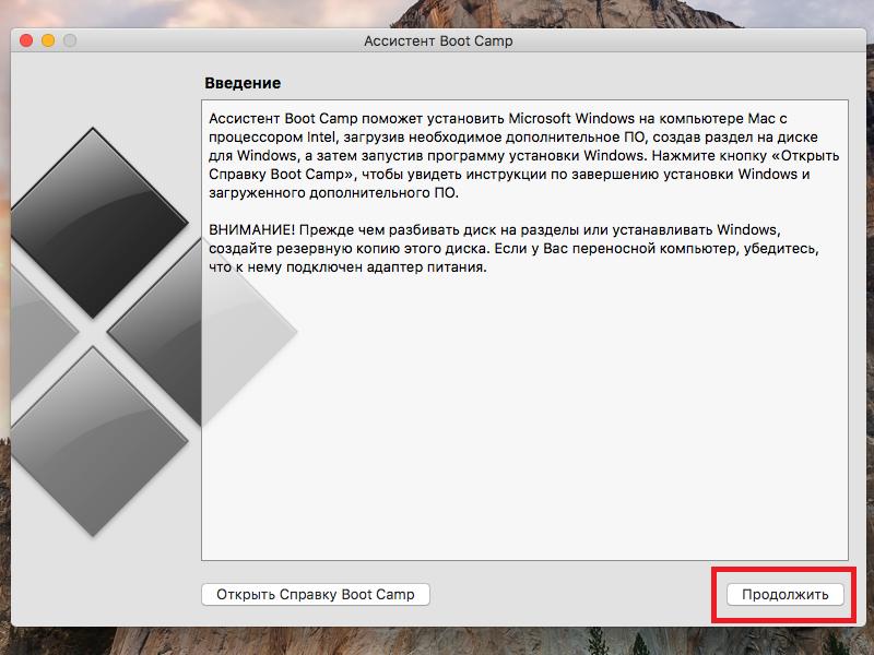 Windows 10 on Mac 2