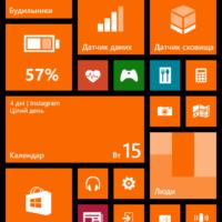 Мой рабочий стол на Windows Phone и Windows 10 Mobile
