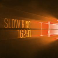 Сборки 15252 и 16291 вышли в Slow Ring