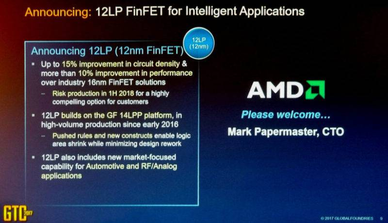 AMD 12 LLP