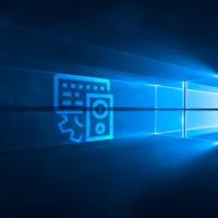 Как скрыть раздел восстановления в Windows 10