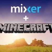 Minecraft получила интеграцию с Mixer