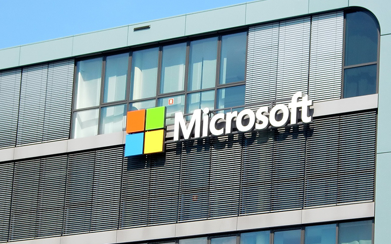 Microsoft HQ Logo
