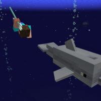 Mojang выпустила вторую часть Update Aquatic