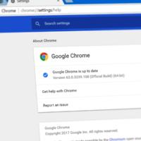 Google выпустила Chrome 70