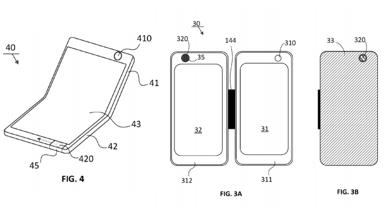 MS Patent Foldable