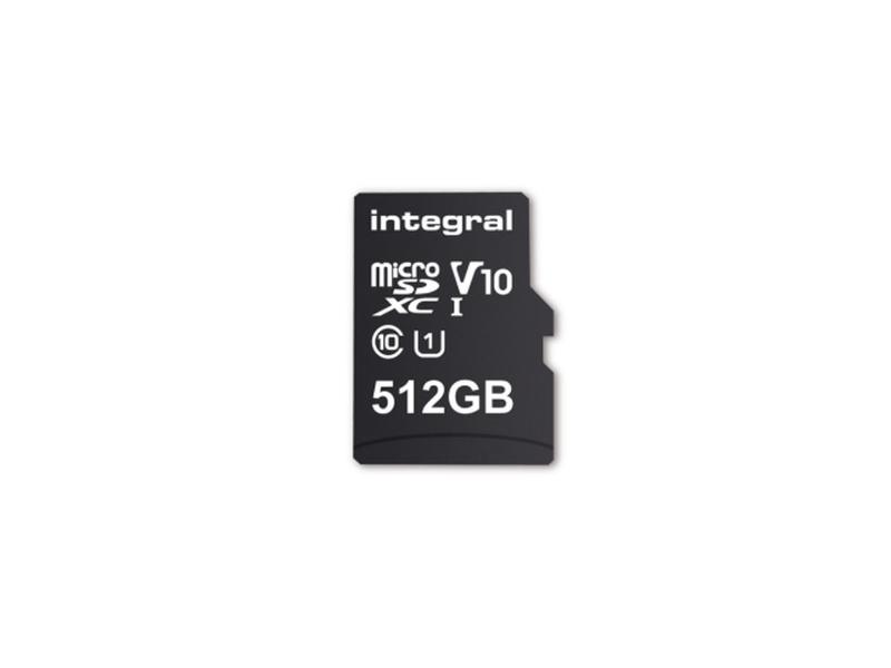 Integral MicroSD 512 Gb