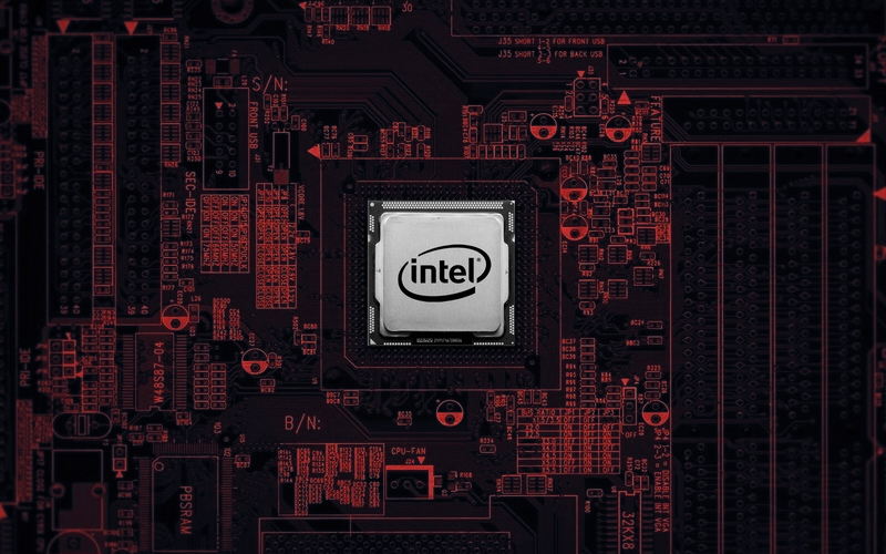 Intel-Red
