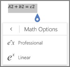 office-mobile-math