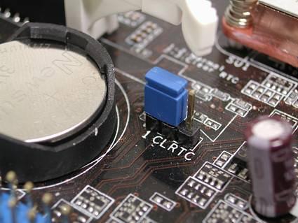 BIOS Jumper 1