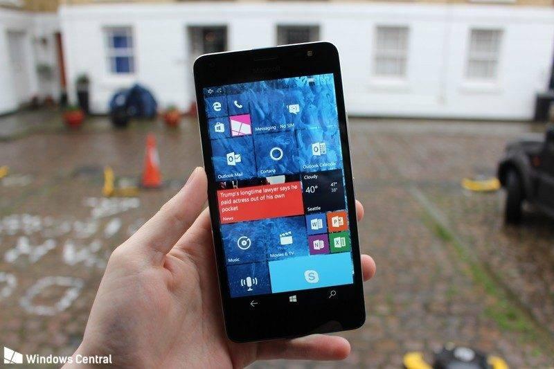 Lumia 650 L