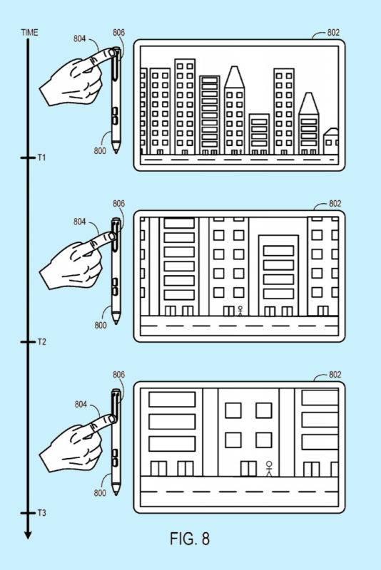 Surface Pen Sesnsor Clip