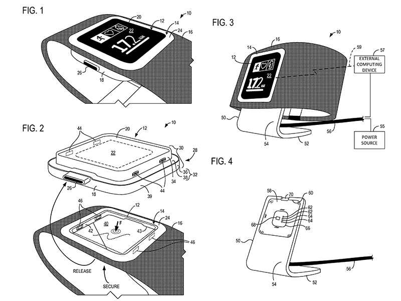 Xbox Joule Patent 1