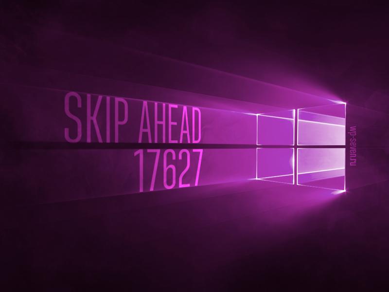 17627 Skip Ahead