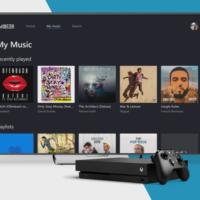 На Xbox One вышел официальный клиент Deezer