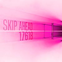 Вышла сборка Windows 10 17618 в Skip Ahead [Обновлено]