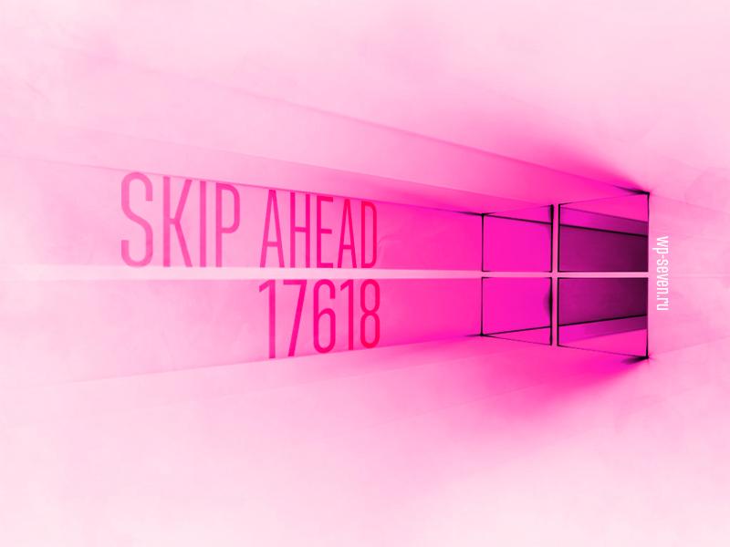 Skip Ahead 17618
