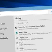 Как удалить историю браузера в Microsoft Edge