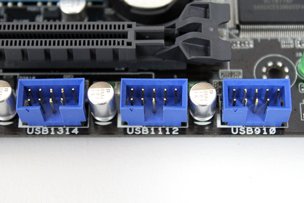 USB Headers