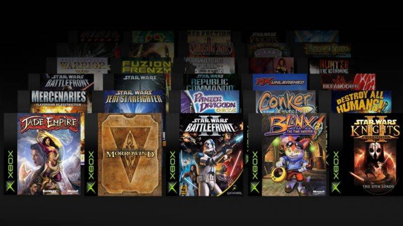 XBox OG Games
