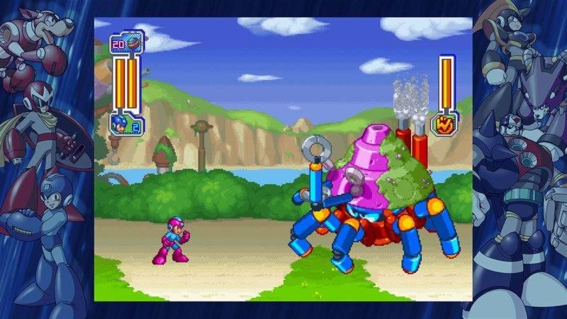 MegaMan Legacy Collection 2