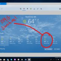 Microsoft улучшила качество создаваемых скриншотов в Screen Sketch