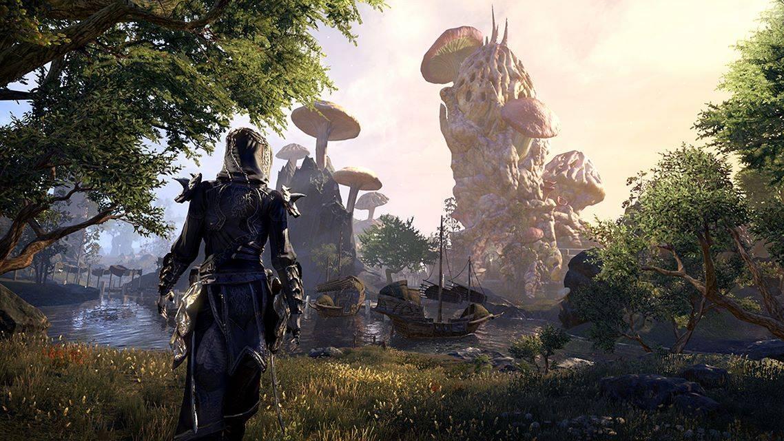 Fallout 4, Elder Scrolls Online и The Division доступны в Xbox Game Pass