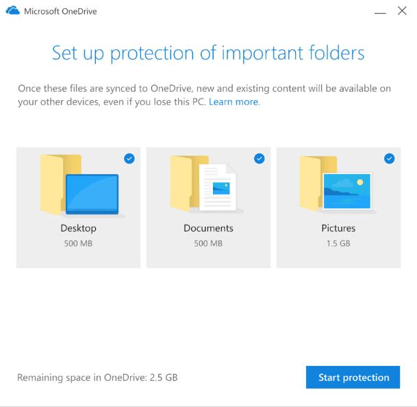 Known Folder Move