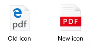 PDF New Icon