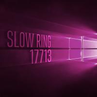 Сборка 17713.1002 доступна в Slow Ring