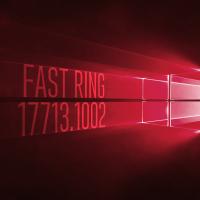 Вышло накопительное обновление 17713.1002 в Fast Ring