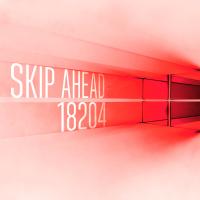 Вышла сборка 17723 в Fast Ring и 18204 в Skip Ahead