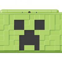 Nintendo совместно с Microsoft представила крипер-версию 2DS
