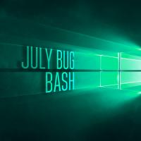Начался июльский Bug Bash