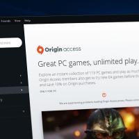 Месячная подписка Origin Access Basic доступна за 69 рублей