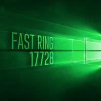 Вышла сборка 17728 в Fast Ring