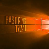 Вышла сборка 17741 в Fast Ring