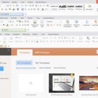 В Microsoft Store появился набор приложений WPS Office