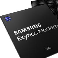 Samsung анонсировала свой первый 5G-модем Exynos 5100