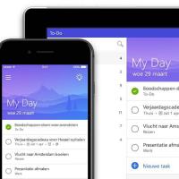 Бета-версия To-Do для Android теперь умеет работать с несколькими аккаунтами
