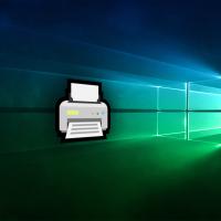 Как сделать принтер сетевым в Windows 10