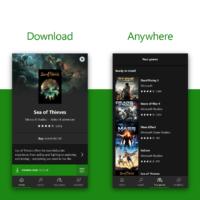 Microsoft запустила отдельное приложение для Xbox Game Pass