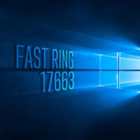 Вышла сборка 17763 в Fast Ring 17758.4 в Slow Ring и ISO-файлы сборки 17758